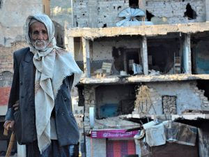 5 Years of Soul Damaging Conflict in Yemen